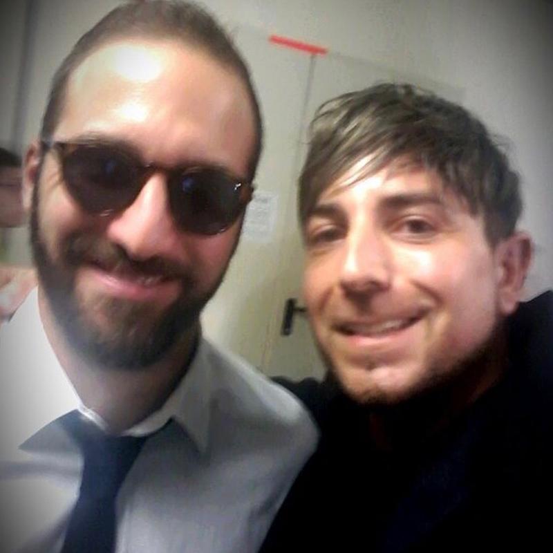 Alessandro Recine e Gonzalo Higuain