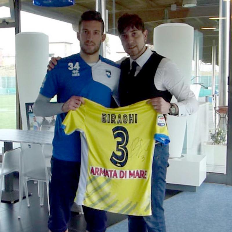 Alessandro Recine e Cristiano Biraghi
