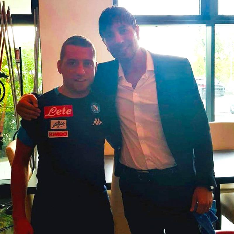 Alessandro Recine ed Emanuele Giaccherini