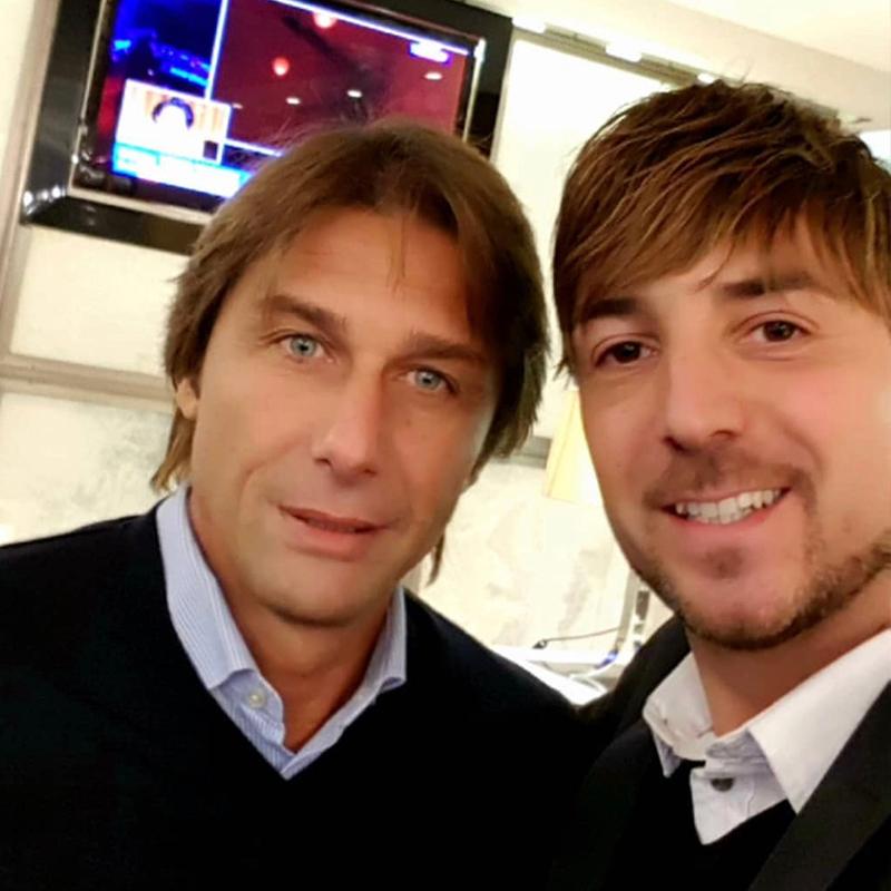 Alessandro Recine e Antonio Conte